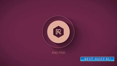 Перетасовать Чистый Логотип Выявить - After Effects Template (rocketstock)