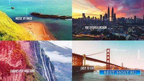 Вдохновлять Слайдшоу 16837277 - Project for After Effects (Videohive)