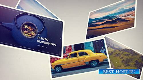 Фото Слайдшоу 16833173 - Project for After Effects (Videohive)