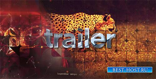 3D трейлер действие - Project for After Effects (Videohive)