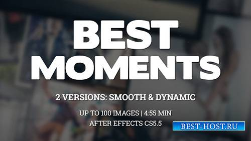 Лучшие Моменты В Галерее - Project for After Effects (Videohive)