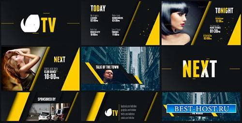 Пакет развлекательных программ ТВ - Project for After Effects (Videohive)