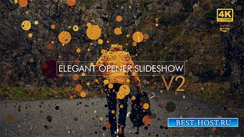 Элегантное вступление Слайдшоу V2 - Project for After Effects (Videohive)