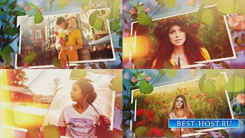 Весна - Лето Распродажа и слайд-шоу - Project for After Effects (Videohive)