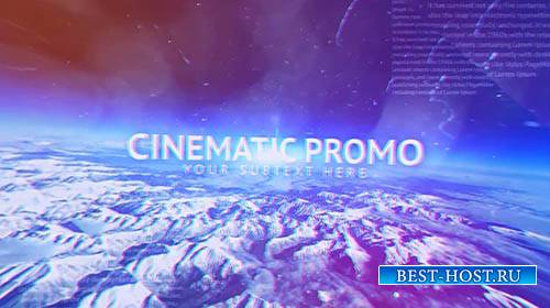 Кинематографический Промо - After Effects Template (MotionArray)