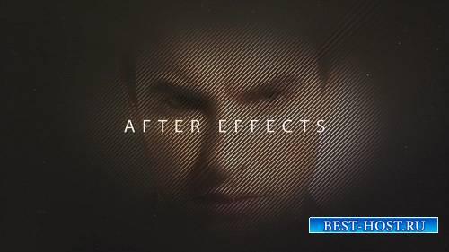 Интерфейс - цифровой логотип Reveal - After Effects Template (rocketstock)