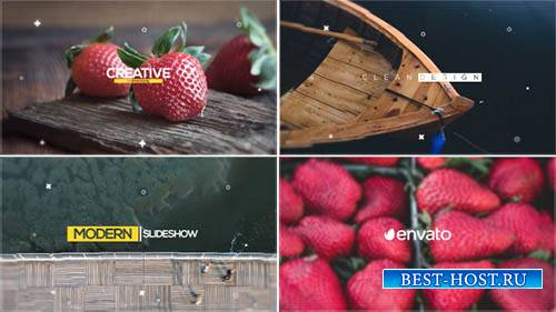 Простое Слайд-Шоу 17243462 - Project for After Effects (Videohive)