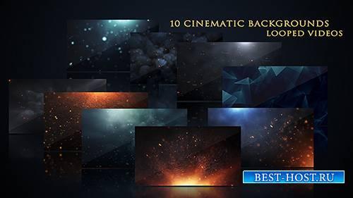 Кинематографический Фон Пакет - Motion Graphics (Videohive)