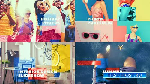 Универсальное Слайдшоу 17228358 - Project for After Effects (Videohive)