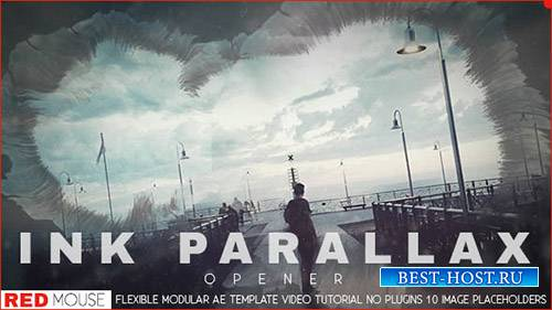 Чернила Параллакса Открывалка - Project for After Effects (Videohive)