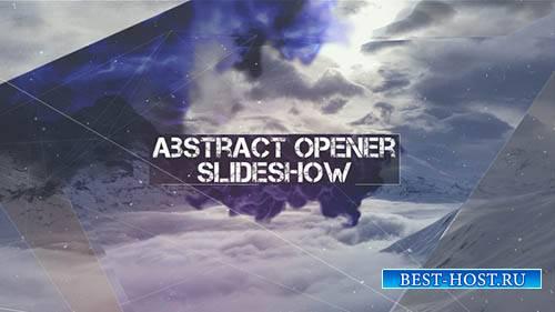 Аннотация Открывалка - Слайд-Шоу - Project for After Effects (Videohive)