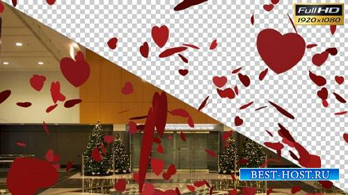 Падение Валентиновых Сердец - Движение Графическое