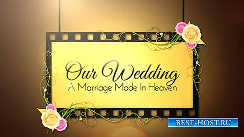 Цветет Свадьба - After Effects Шаблоны