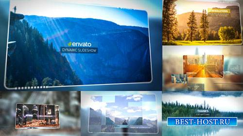 Динамичное Слайд-Шоу 17869632 - Project for After Effects (Videohive)