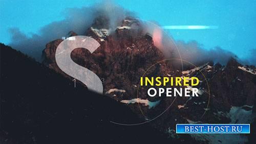 ВдохновленнОЕ слайд-шоу 17915717 - Project for After Effects (Videohive)