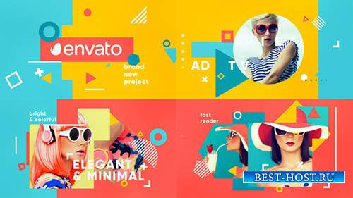 Trendy Opener 17410699 - Project for After Effects (Videohive)