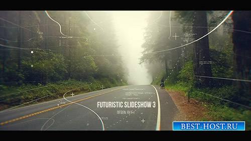 Футуристический Слайдшоу 3 - Project for After Effects (Videohive)