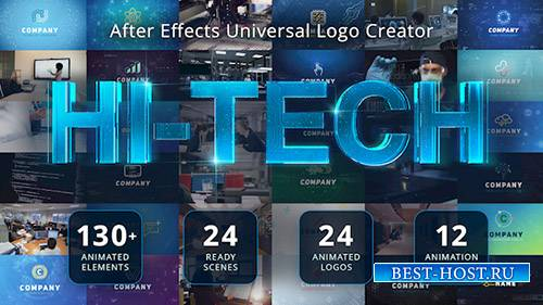 Генератор Логотипов - Project for After Effects (Videohive)