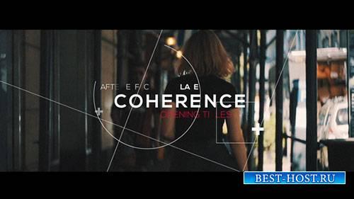Согласованность Заголовков | Открытие - Project for After Effects (Videohiv ...
