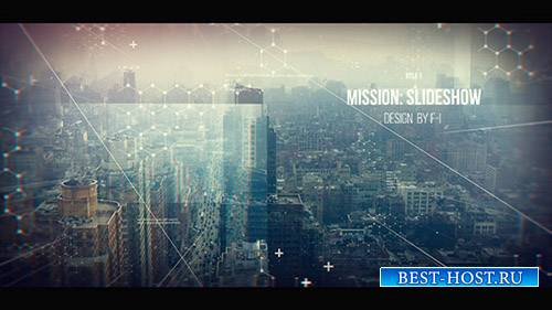 Миссия - Слайдшоу - Project for After Effects (Videohive)