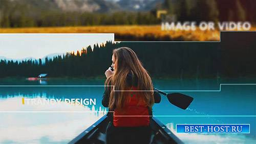 Кинематографический Слайд-Шоу 17602 - After Effects Templates