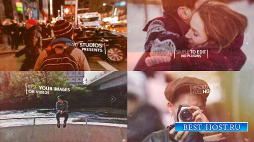 Прекрасные Слайд-Шоу 17947264 - Project for After Effects (Videohive)