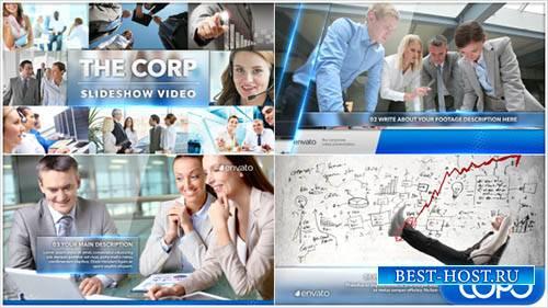 Простой Корпоративный Слайд-Шоу 10771725 - Project for After Effects (Video ...