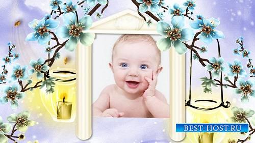С Днем Рождения,малыш ! - Проект ProShow Producer