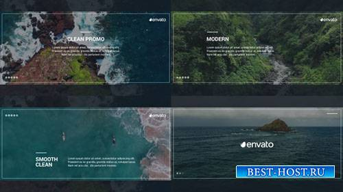 Чистое Промо 17722248 - Project for After Effects (Videohive)