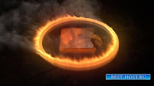 Огонь Логотип Выявить 18514115 - Project for After Effects (Videohive)