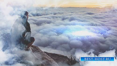 Слайдшоу Облака - After Effects Templates