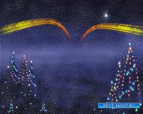 Футажи новогодние - Новогодние чудеса