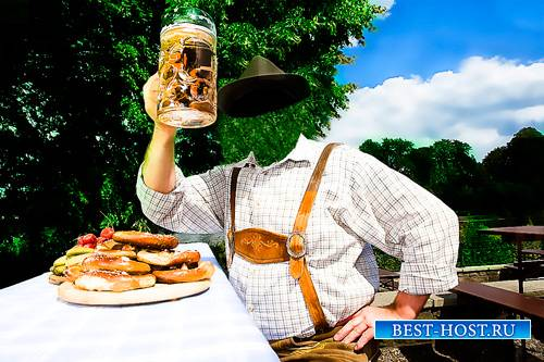 Шаблон для монтажа - Праздник пива