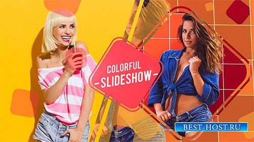 Красочные Слайд-Шоу 17745340 - Project for After Effects (Videohive)