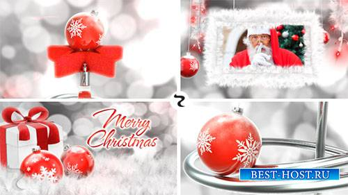 Рождественский Пакет - Project for After Effects (Videohive)
