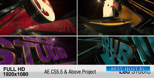 Логотип студии СИД - Project for After Effects (Videohive)