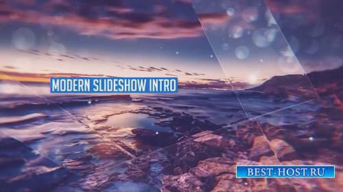 Современное Слайд-Шоу-Интро - After Effects Templates