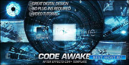 Код Восстань - Project for After Effects (Videohive)