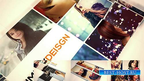 3D-Дисплей куб 2 - Project for After Effects (Videohive)
