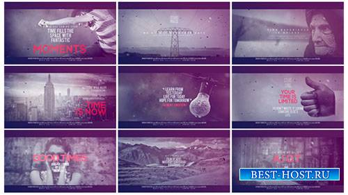 Измерение времени - Project for After Effects (Videohive)