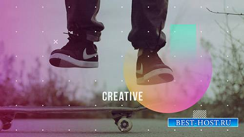 Активный Глюк 17545163 - Project for After Effects (Videohive)