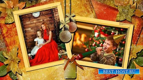 Рождественский проект и стили для ProShow Producer - Рождество-2