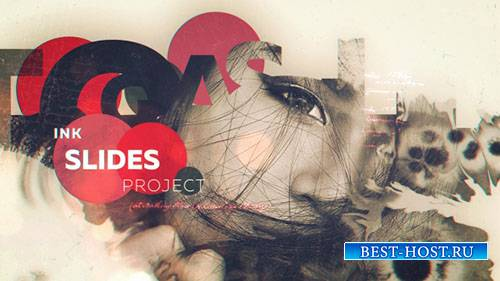Чернила Слайды 17407547 - Project for After Effects (Videohive)