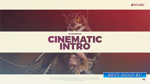 Кинематографическое Интро 18766029 - Project for After Effects (Videohive)