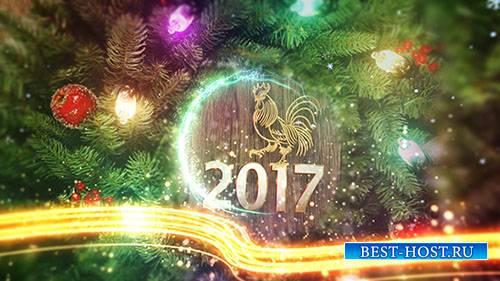 Волшебное Рождество Логотип - After Effects Templates