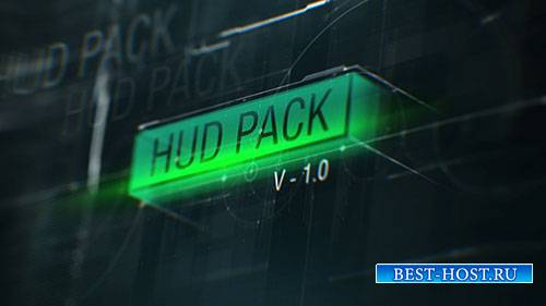 HUD пакет - Project for After Effects (Videohive)