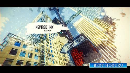 Вдохновление Слайд-Шоу Чернил - Project for After Effects (Videohive)