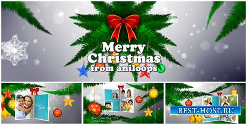 Рождественские Воспоминания 3573339 - Project for After Effects (Videohive)