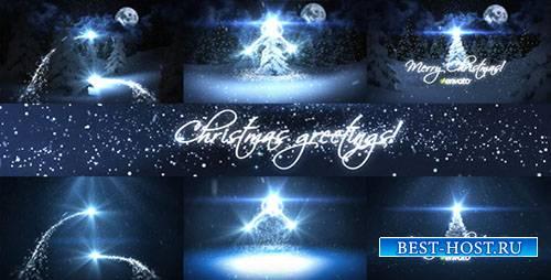 Рождественские поздравления В6 - Project for After Effects (Videohive)