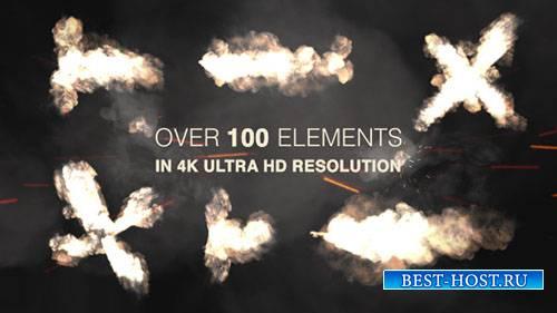 Вспышка - Реальные Выстрелы Пакет - Motion Graphic (Videohive)
